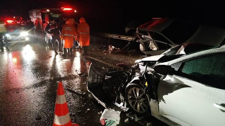 Feci kaza! 4 çocuk yaşamını yitirdi, 6 kişi yaralandı