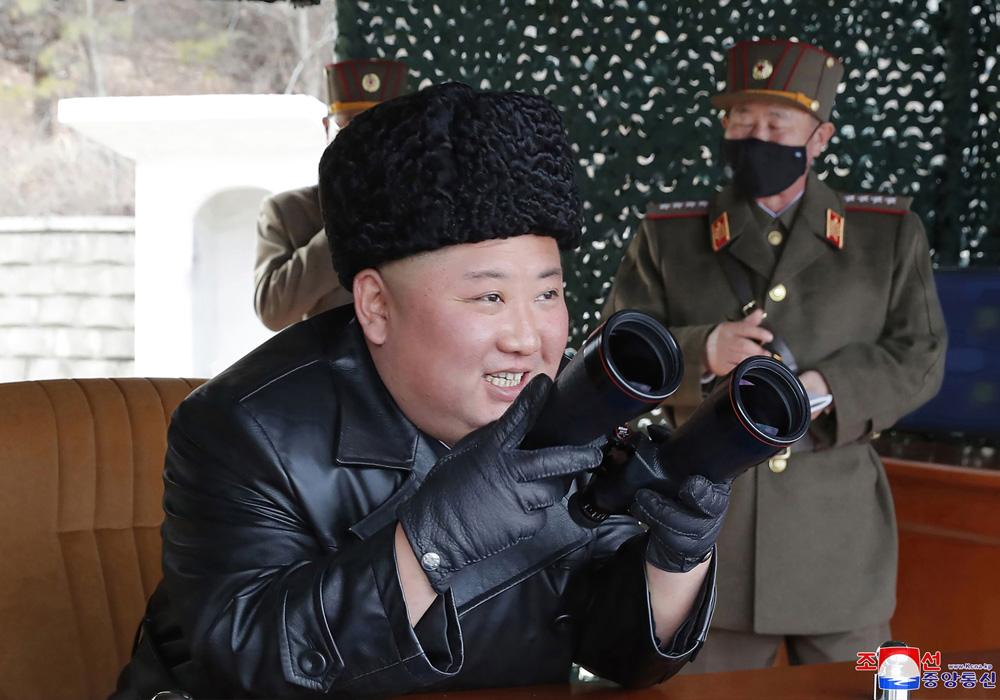 Kim Jong-un koronavirüse meydan okudu