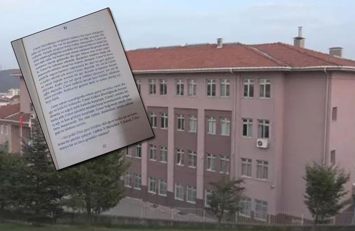 Çocuklarına dağıtılan kitabı gören veliler, okula gelip öğretmeni dövdü!