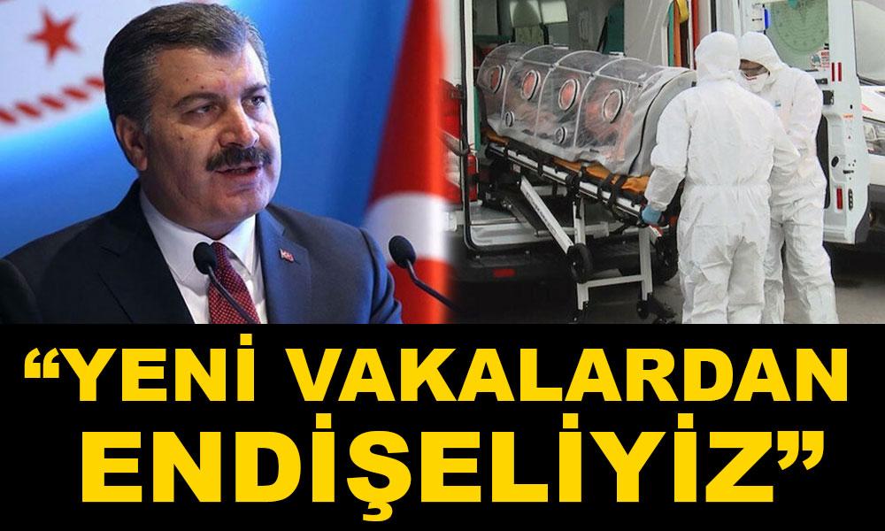 Türkiye'de sayı 6'ya yükseldi… Umreden dönen bir vatandaşa daha Koronavirüs teşhisi konuldu!