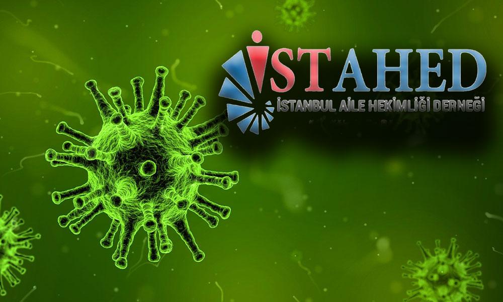 İstanbul Aile Hekimliği Derneği'nden koronavirüs açıklaması