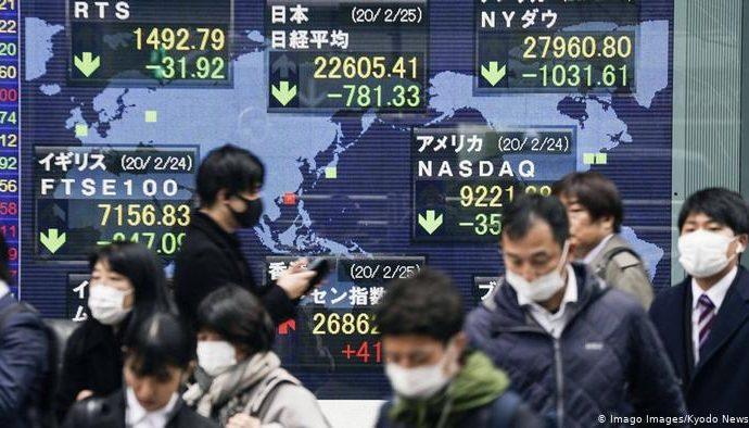 Dünya ekonomisinde koronavirüs kabusu