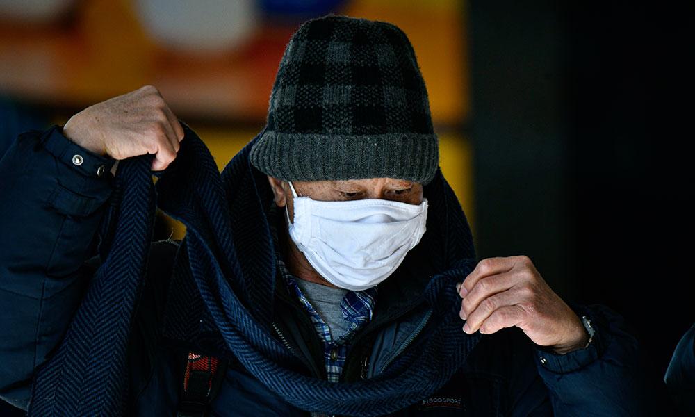 Şangay'da koronavirüs'e karşı antiviral sprey geliştirildi