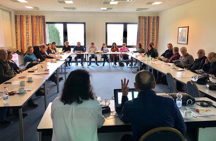 Kuzey Ren Vesfalya Öğretmenler Derneğinden seminer