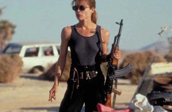 Linda Hamilton yeni Terminator filmi hakkında konuştu