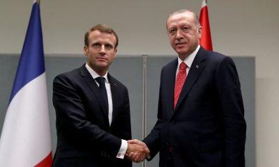 Erdoğan'ın Macron'a hitabı nasıl değişti: Sevgili Emmanuel…