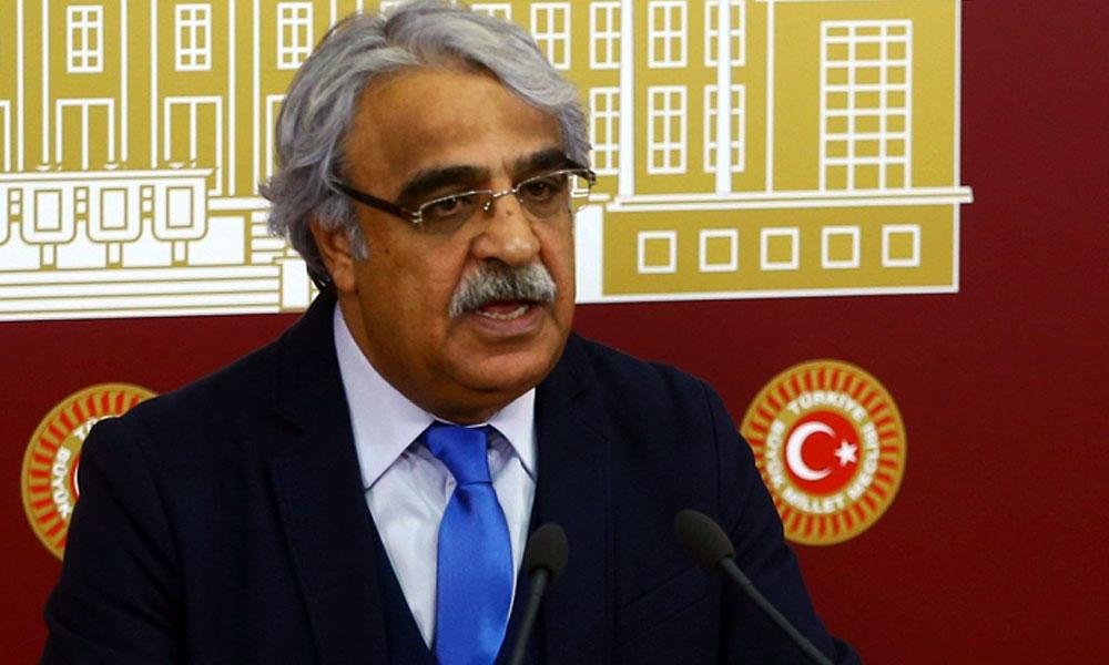 HDP'li Sancar: Kapatma davası bizzat Saray'da hazırlanmıştır!