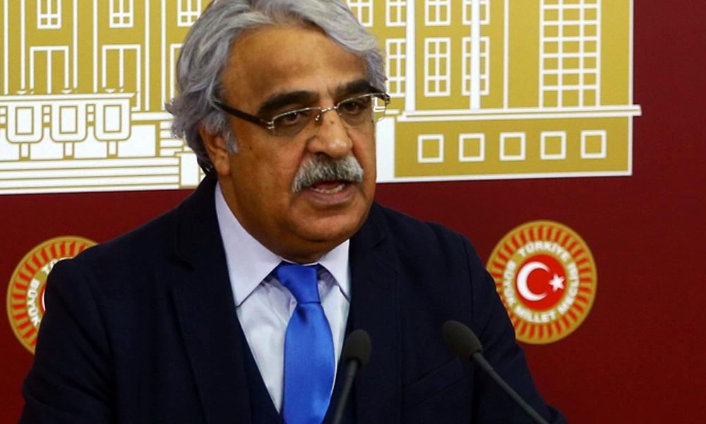 HDP'den açık çağrı: Herkesle temel ilkeler etrafında bir araya gelmeye hazırız