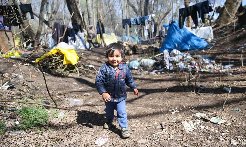 Mültecilerin, Yunanistan sınır kapısında bekleyişlerinin 18. günü