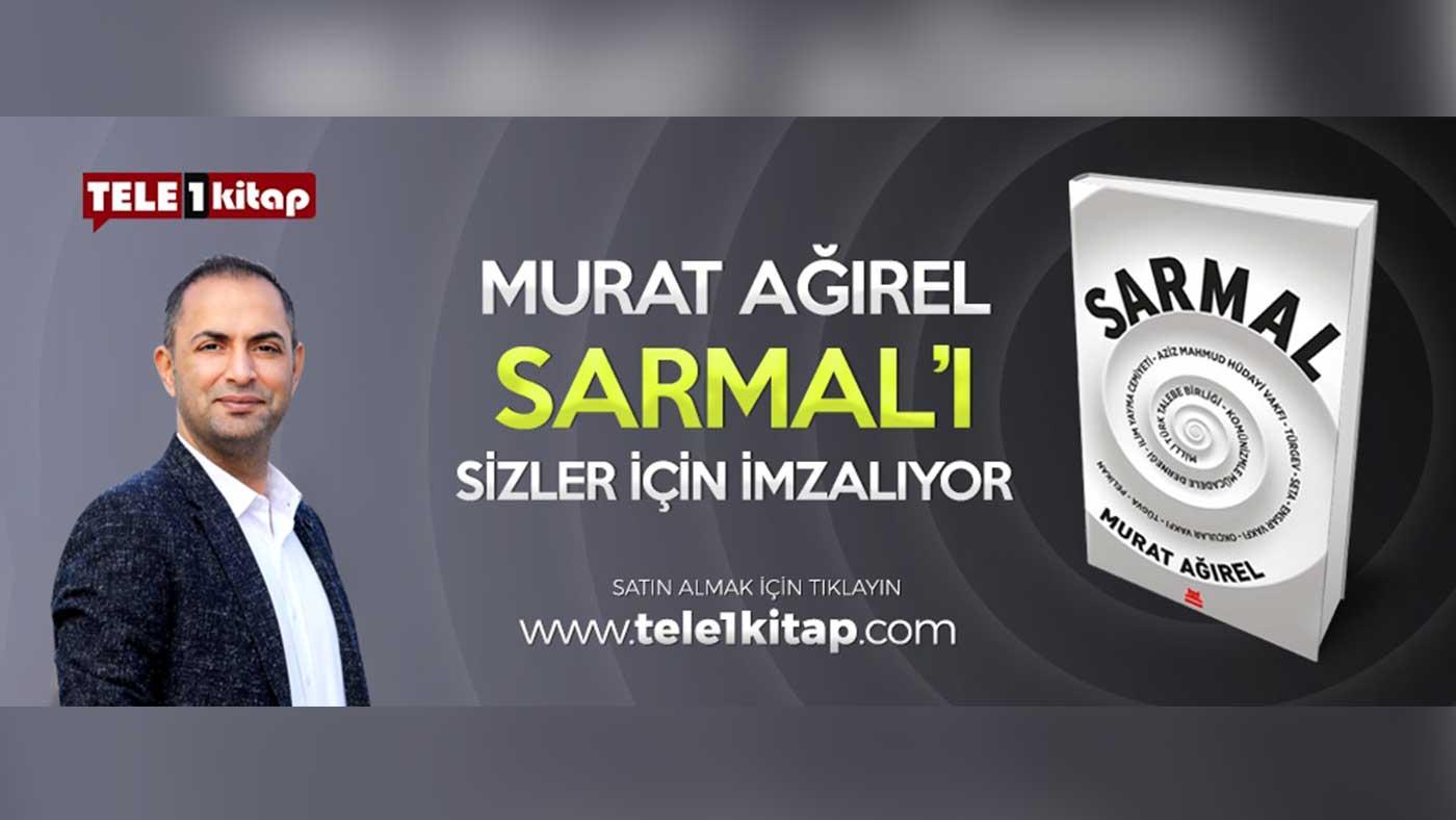 TELE1 Kitap'tan Murat Ağırel ile dayanışma