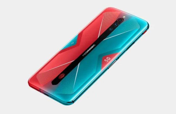 Nubia Red Magic 5G : En hızlı Android telefon