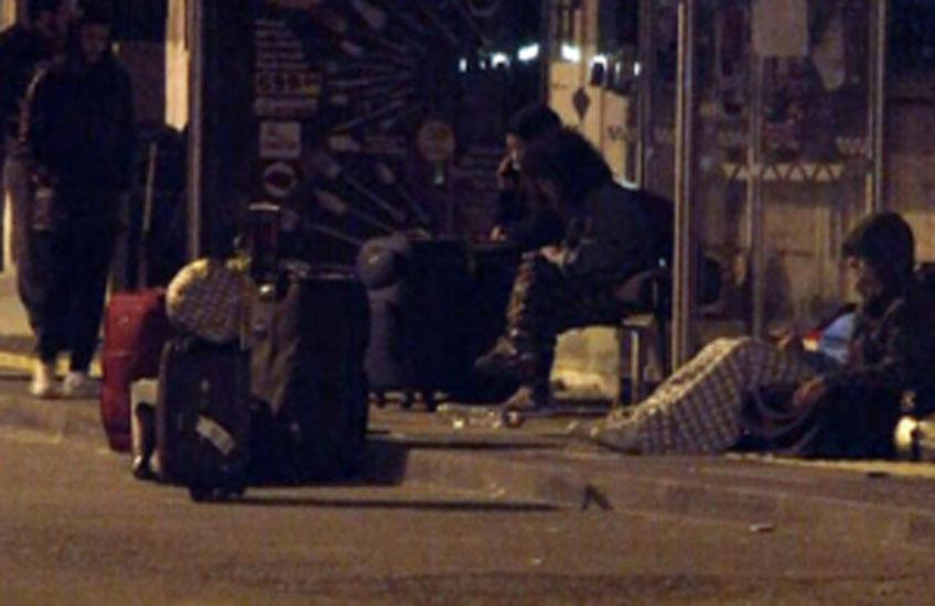 Öğrenci yurdu karantina alanı ilan edildi, öğrenciler gece yarısı yurtan çıkarıldı