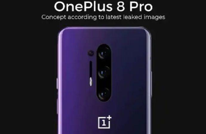 OnePlus 8 Pro tasarım konusunda sınıfta kaldı