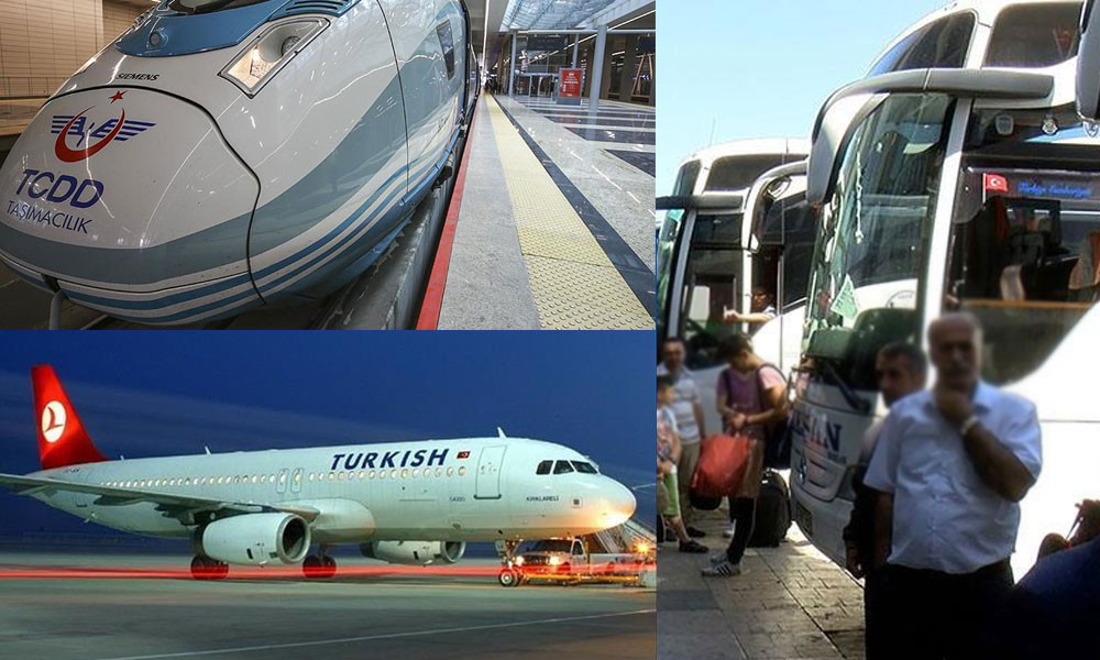 Sabiha Gökçen kapatıldı, yurt dışı uçuş ve tren seferleri durduruldu, iç hat uçuş sınırlandı, otobüs izne bağlandı… İşte seyahat yasağının detayları