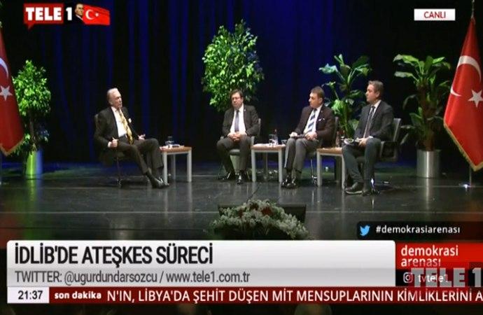 Sinan Meydan'dan Erdoğan'a 'Mustafa Kemal' cevabı: O, emri Ankara'dan vermiyor