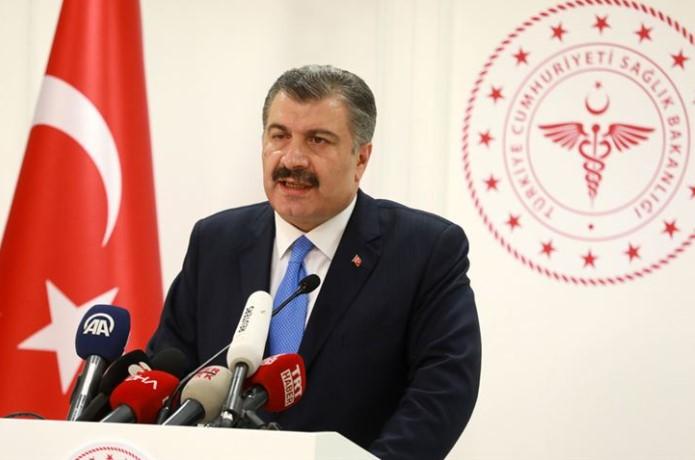 Sağlık Bakanı Koca'dan 'virüs taraması yapıyoruz' dolandırıcılığına karşı uyarı