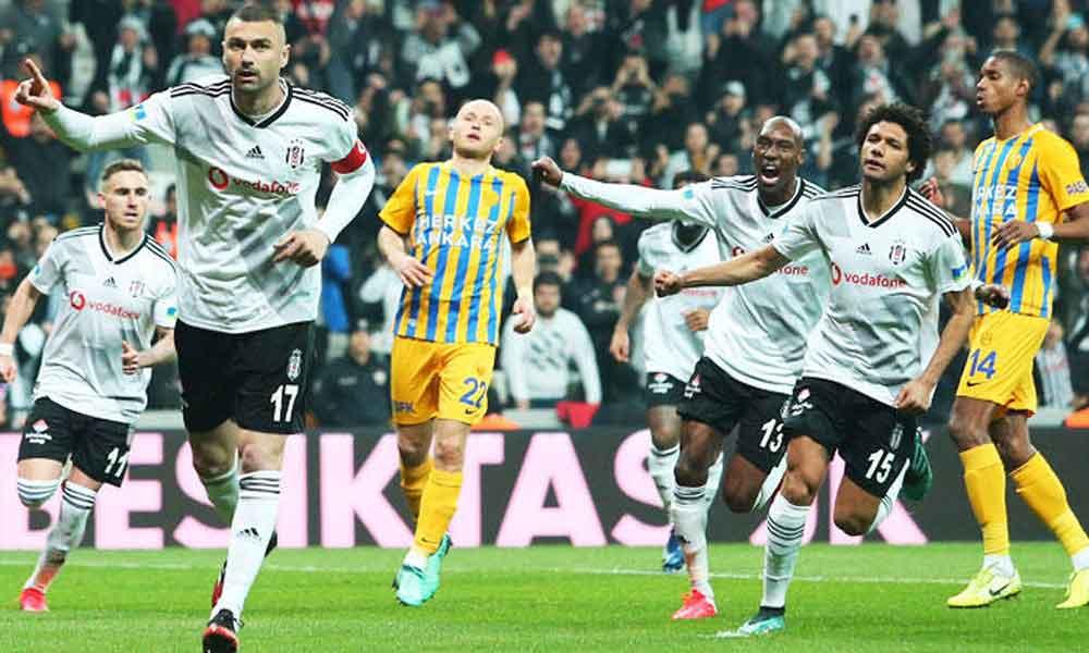 Beşiktaş'tan TFF'ye Çebi tepkisi… Kartal derbi öncesi mesaj verdi
