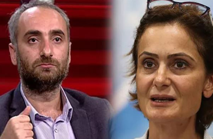 İsmail Saymaz ve Canan Kaftancıoğlu arasında 'kongre' gerginliği!