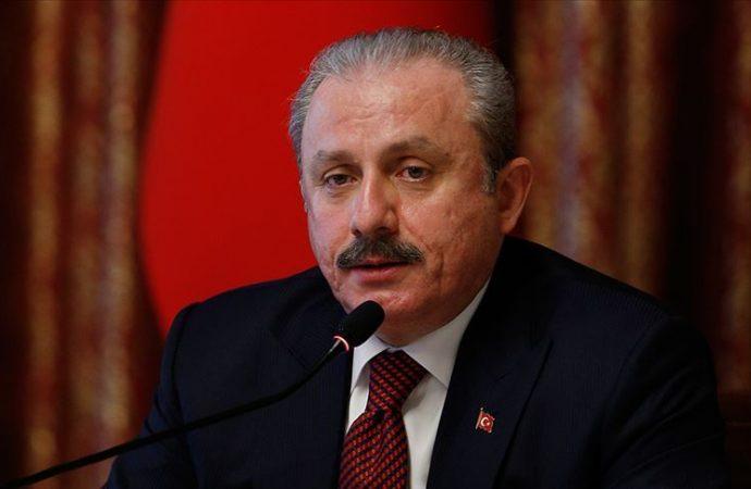 TBMM Başkanı Şentop'tan AYM'nin Berberoğlu kararına tepki çeken 'yorum'