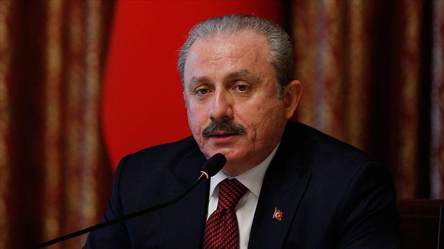 Meclis Başkanı Şentop'tan Meclis'teki kavgaya ilişkin açıklama