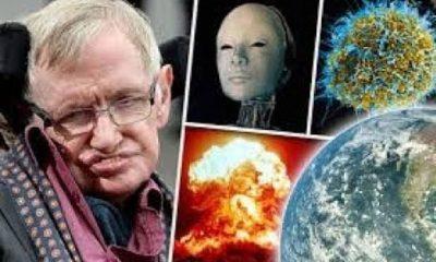 Salgın sonrası Stephen Hawking'in kehanet gibi uyarıları yeniden gündemde!