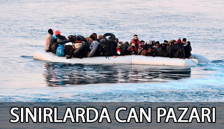 Göz göre göre ölüyorlar! Avrupa'ya geçmek isteyen göçmenlerin son durumu…