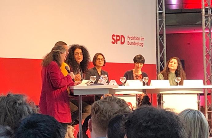 SPD den Berlin`de İslam Konferansı