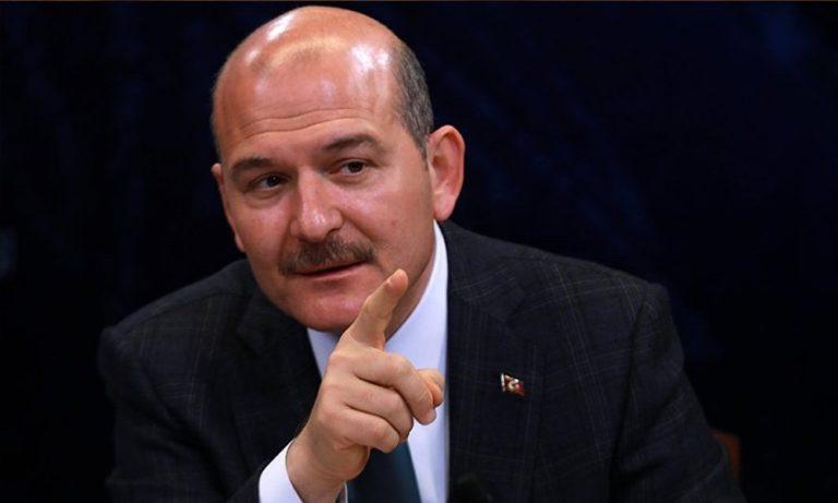 Süleyman Soylu'nun konuşmalarını paylaşan vatandaşa gözaltı