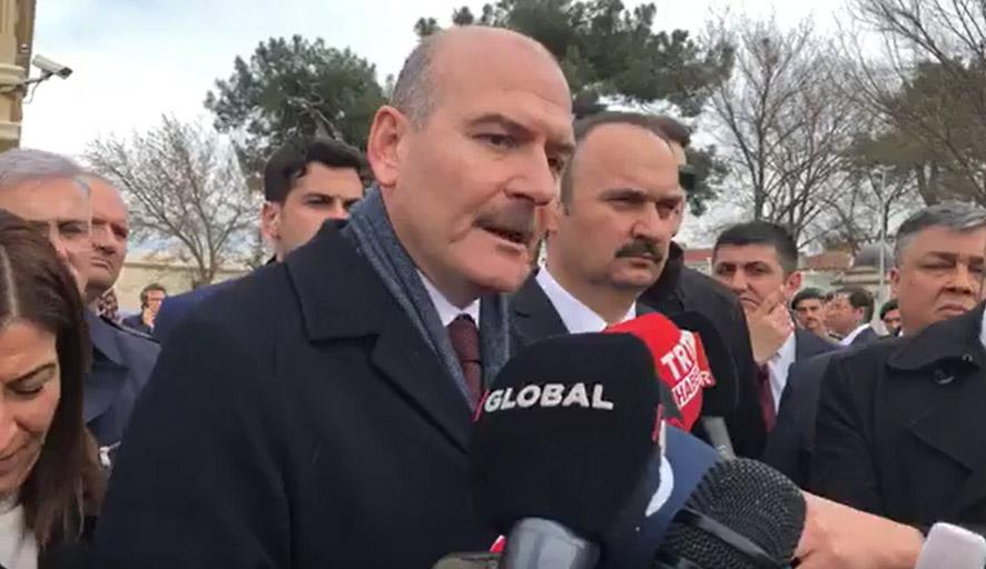 TELE1'den Süleyman Soylu'ya ezber bozan soru