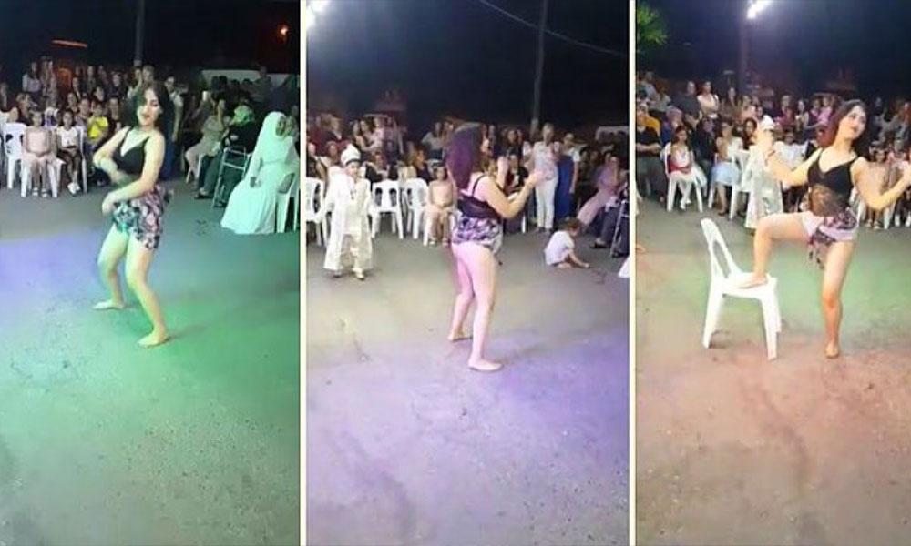 Türkiye'nin konuştuğu sünnet düğününde oynayan dansçıya hapis cezası