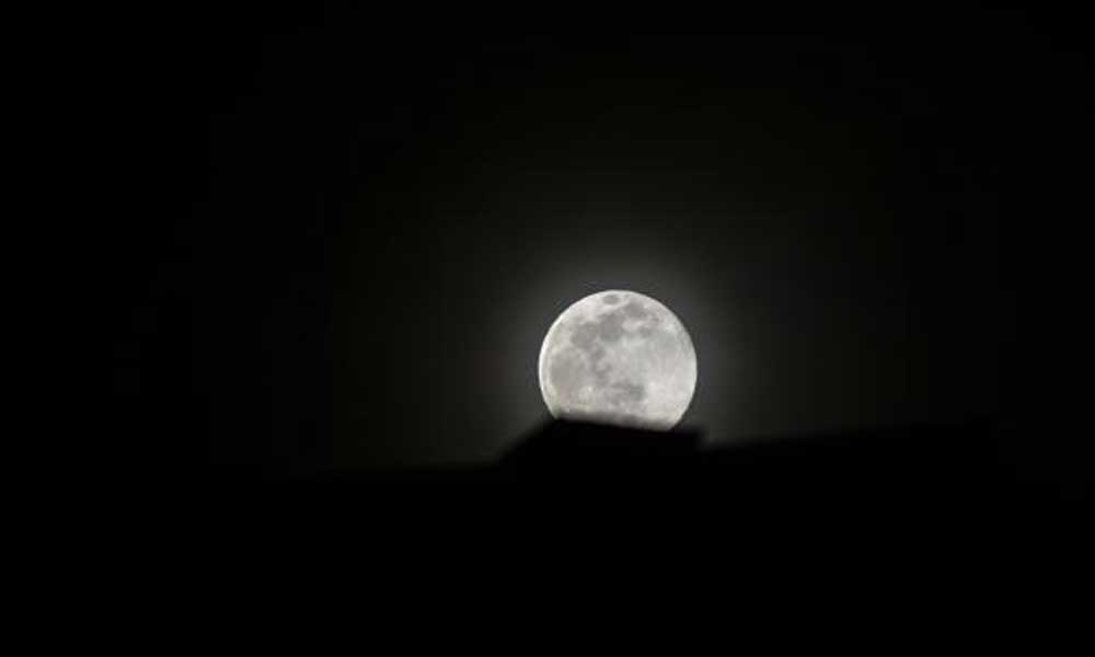 Süper Ay görenleri büyüledi