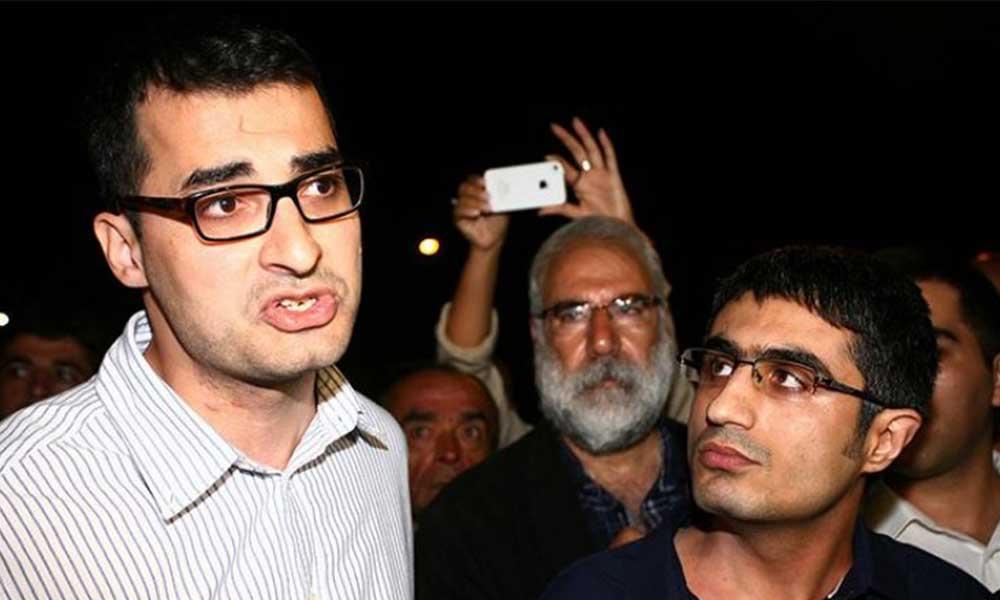 Barış Terkoğlu'nun tutukluluğuna itiraz reddedildi