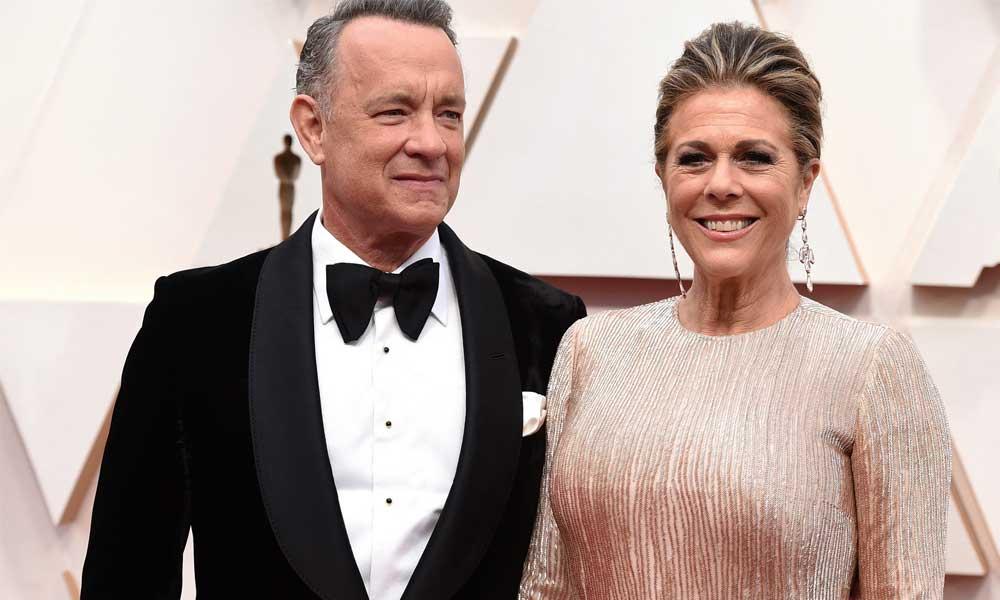 Dünyaca tanınmış aktör Tom Hanks ve eşi koronavirüse yakalandı