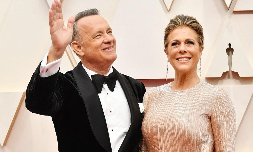 Tom Hanks ve Rita Wilson çiftinden karantinada ilk fotoğraf