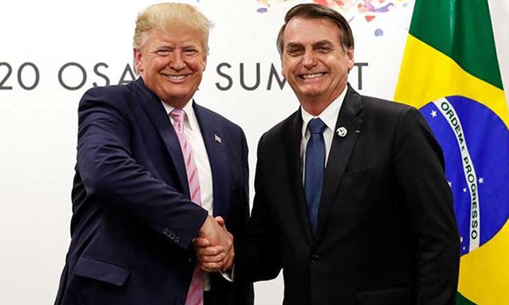 Brezilya lideri Bolsonaro koronavirüs test sonucunun pozitif çıktığı iddiasını yalanladı