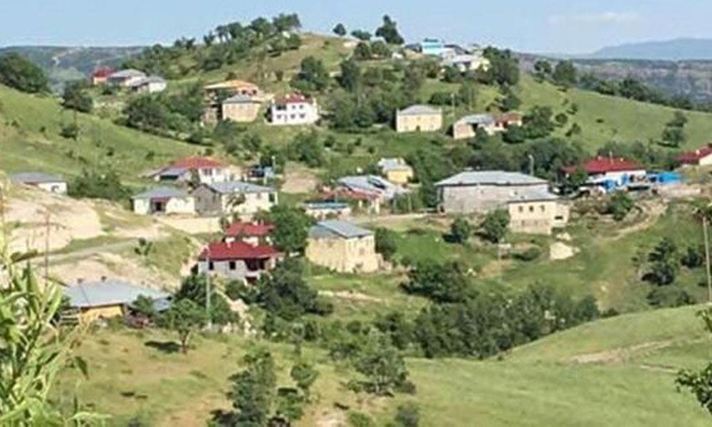 Tunceli'de bir köy karantina altında