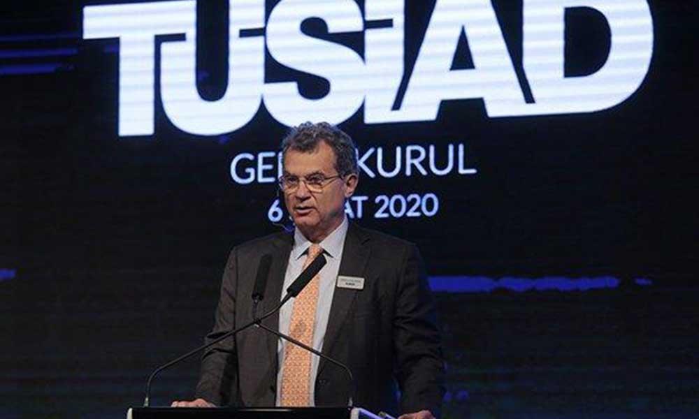 TÜSİAD'dan Erdoğan'a 'sıkı tedbir' mektubu