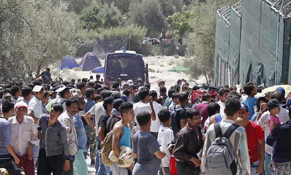 Türkiye göçmenleri Yunanistan sınırından geri taşıyor