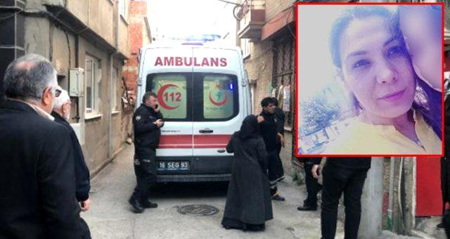 Bursa'da kadın cinayeti! Annesinin cansız bedenini buldu