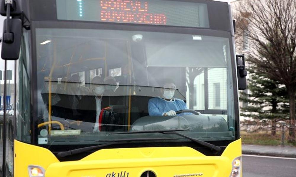 Özel otobüs tutarak Erzurum'a kaçmaya çalışan umreciler Çorum'da yakalandı