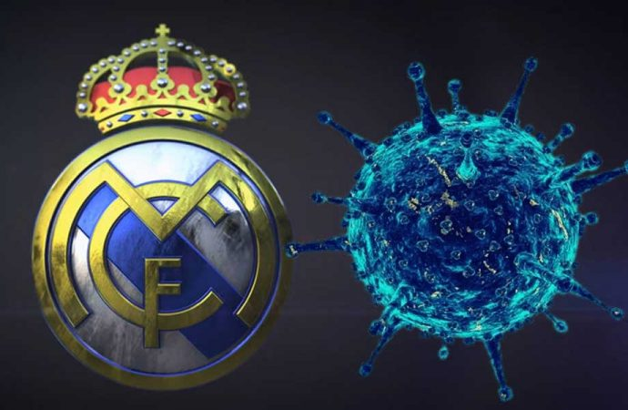 Real Madrid'in basketbol ve futbol takımları karantinaya alındı!