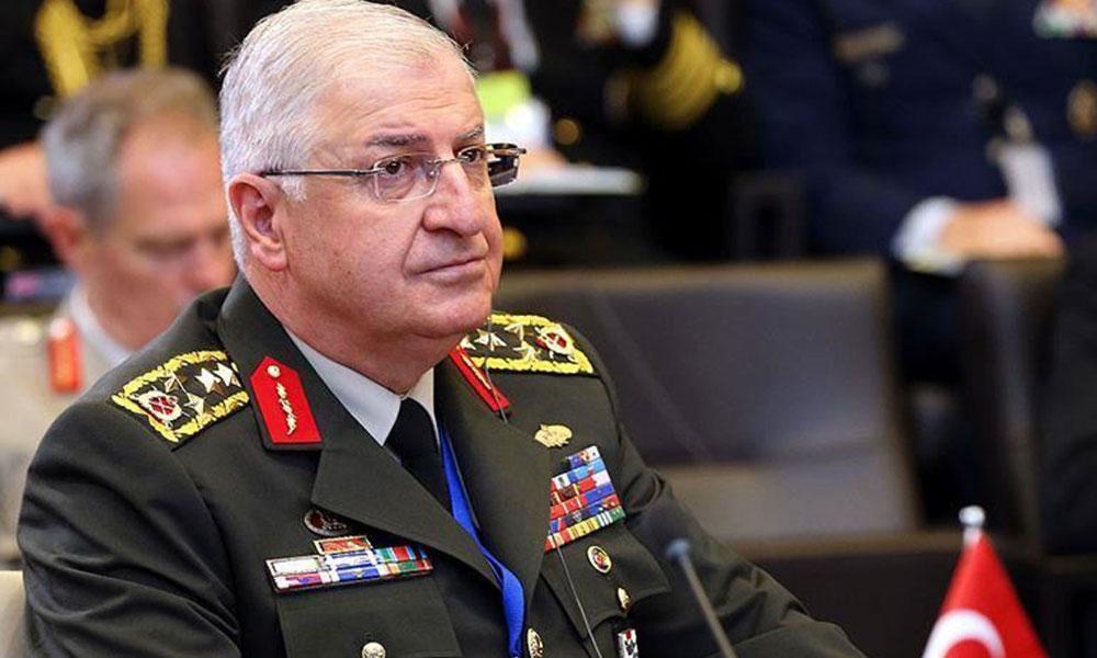 Genelkurmay Başkanı Yaşar Güler'e büyük tepki