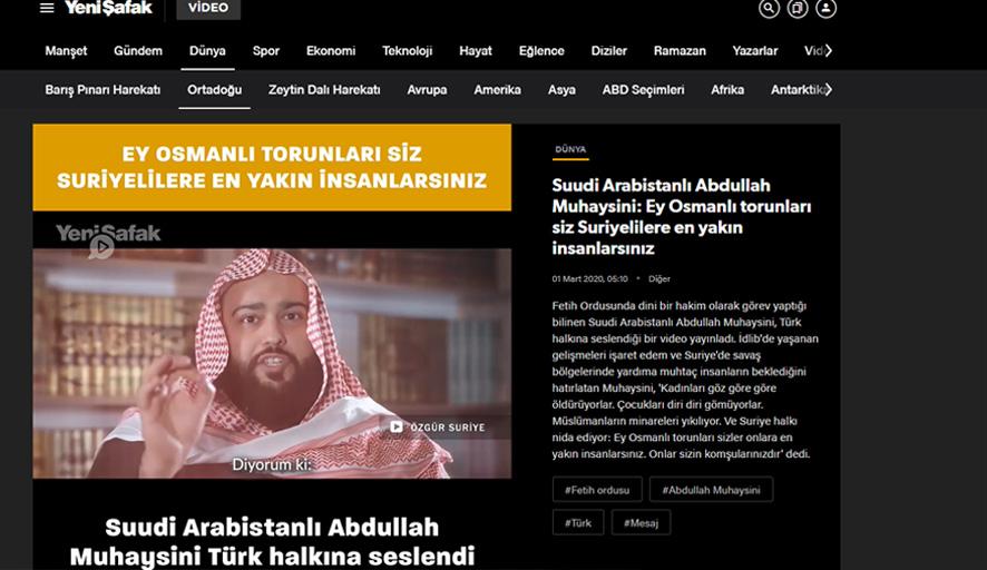 Yeni Şafak'ın 'Türkiye'ye çağrı' diye servis ettiği cihatçının IŞİD lideriyle fotoğrafları ortaya çıktı