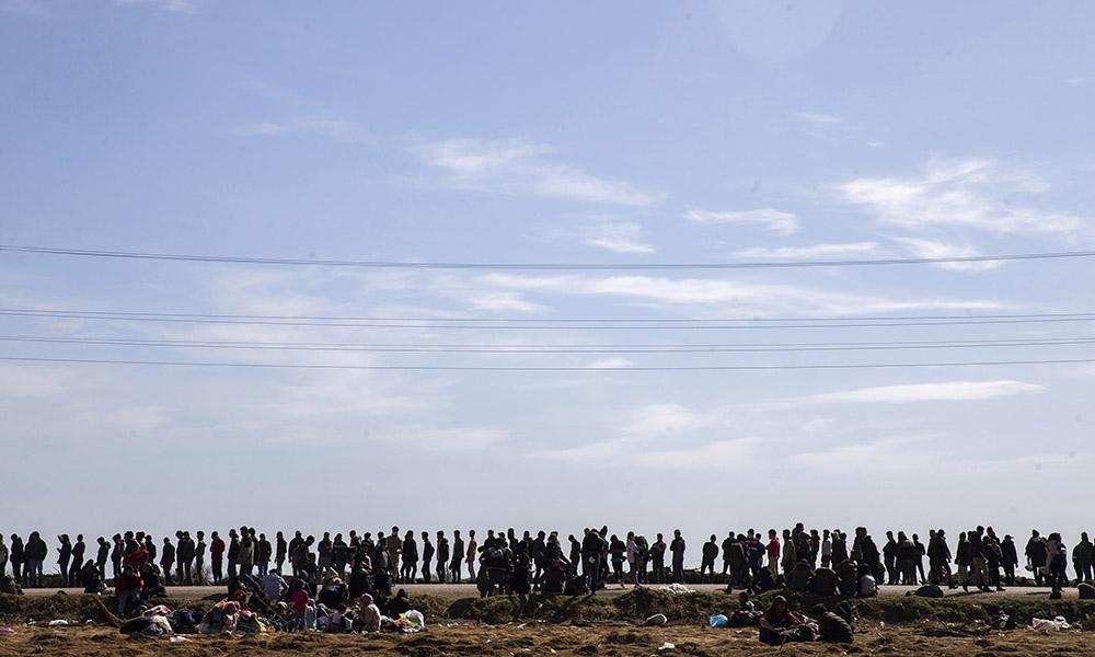 Yunan basını: 'Meriç sınırından Türkiye'ye tokat gibi AB tepkisi'