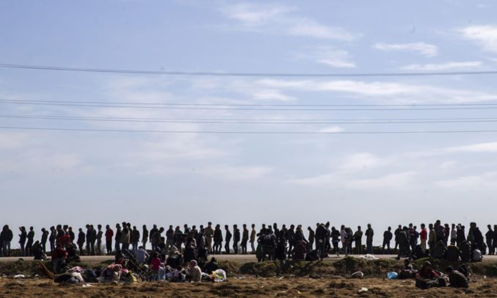 TTB Edirne sınırında: Mülteciler ciddi insan hakları ihlalleri içinde