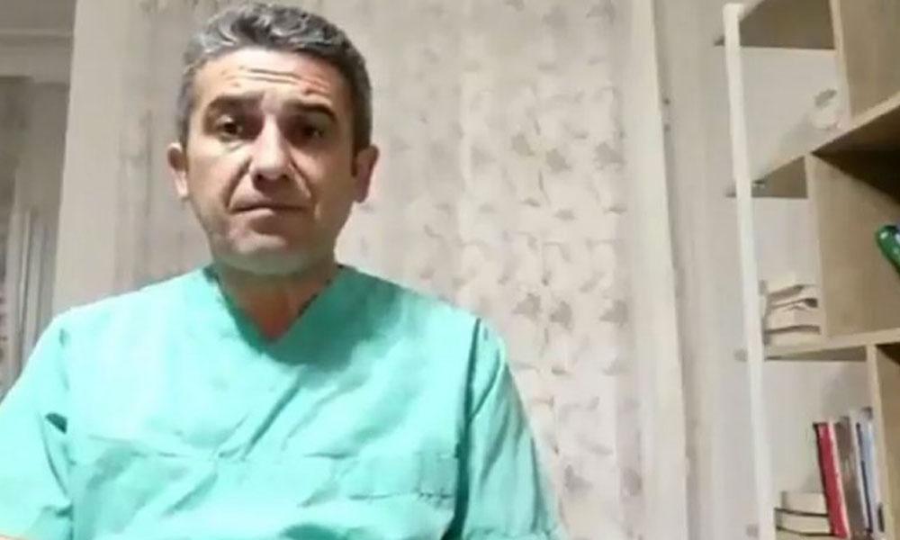 'Türkiye'deki vaka ve ölüm sayısı İtalya'dan fazla' diyen doktor özür diledi