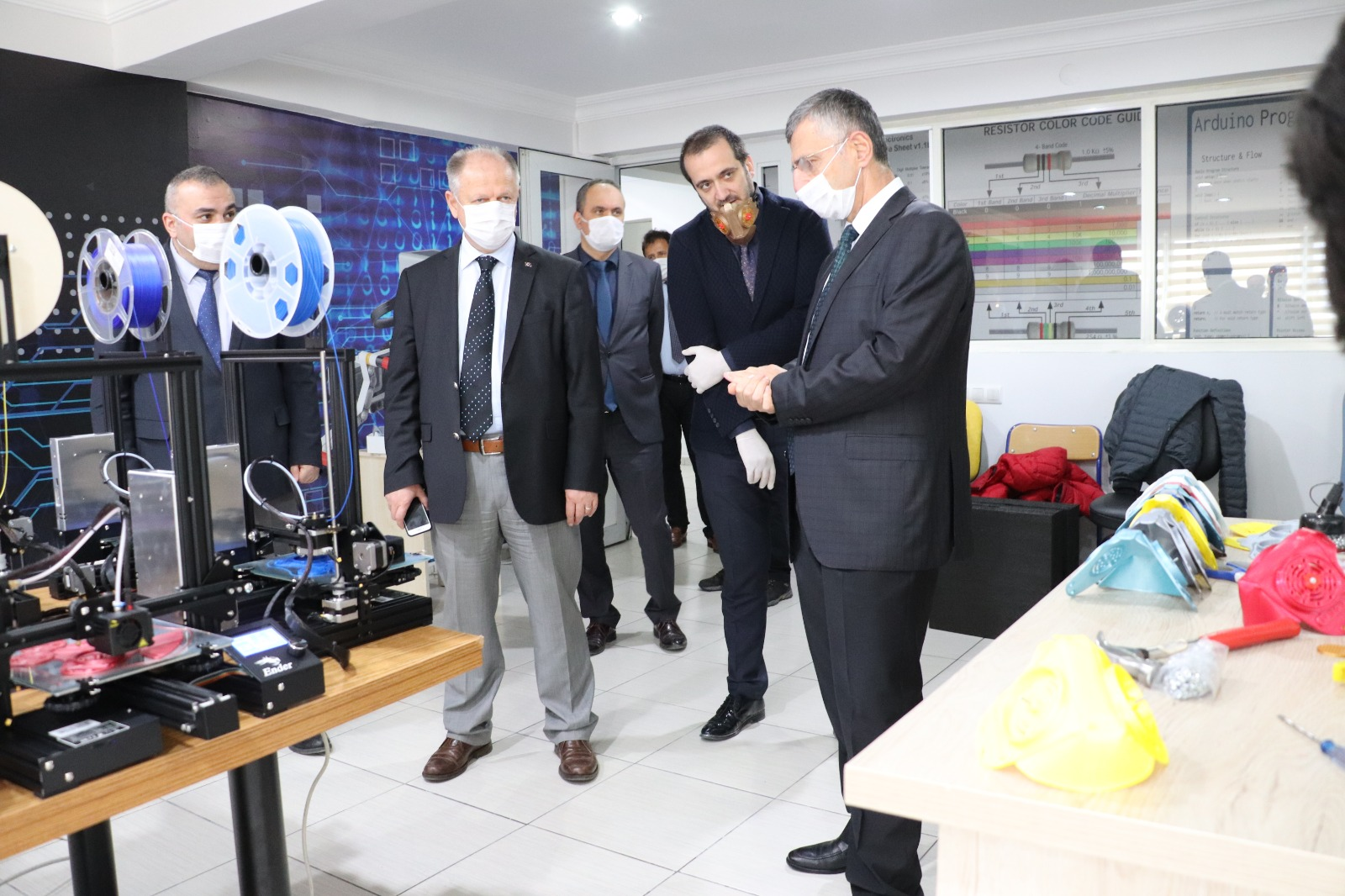 Zonguldak Valisi Bektaş: Sayılar her birimizi alarma geçirecek seviyede