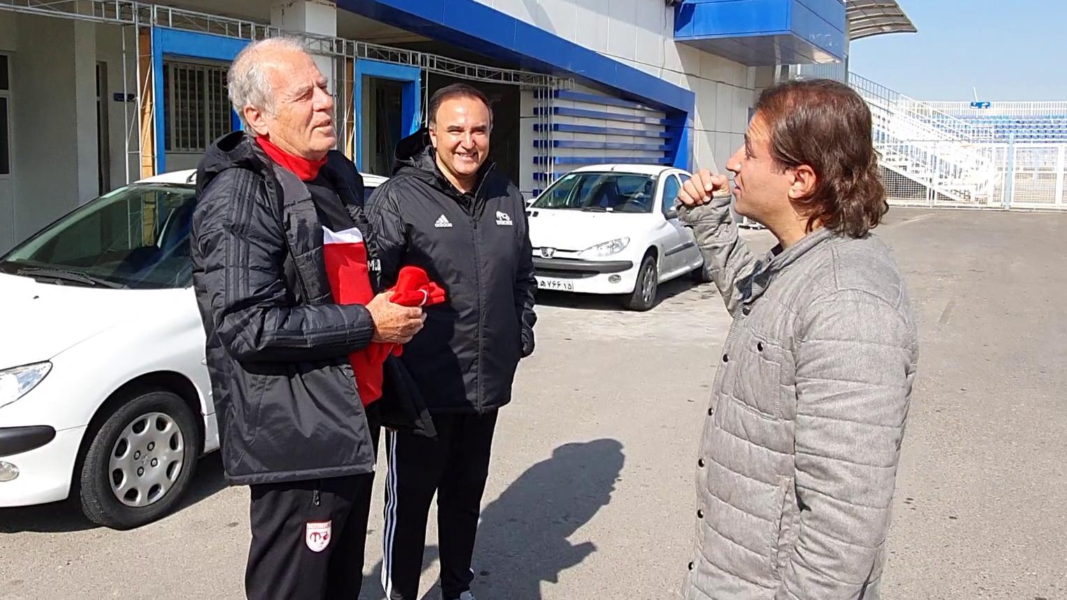 Mustafa Denizli: Tüylerimi diken diken eden başarılarımdan hangisini söyleyeyim!