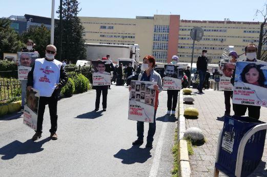 Sağlıkta Şiddeti Önleme Günü'nde hayatını kaybeden sağlık çalışanları için saygı duruşu!