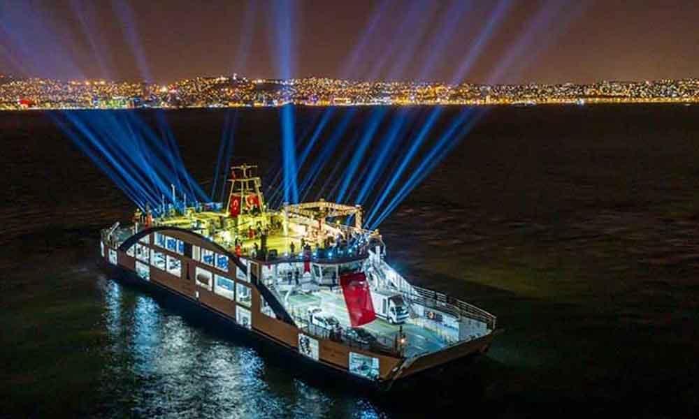 İzmir'de tarihi 23 Nisan konseri